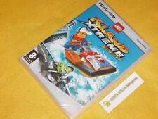 LEGO ISLAND XTREME STUNTS x PC NUOVO SIGILLATO vers. uff. ITALIANA RARO TOP!!!