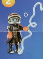 PLAYMOBIL 70139 The Movie Serie 2, Alien Nola + Sticker # 1 NEU
