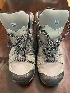 Salomon Women's X Ultra 3 MID GTX Hiking Boots Size 9