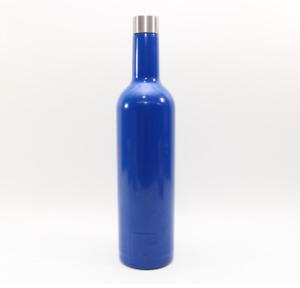 RTIC 750ML Powdered Coated Wine Bottle - Royal Blue