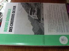 µ?. Revue Generale des Chemins de Fer RCGF 06-75 Signalisation gare Troyes