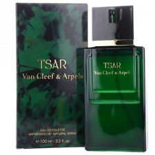 Tsar Van Cleef & Arpels 3.3 / 3.4oz 100ml Spray For Men