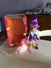 Rarissima bambola serie DOREMI BANDAI MAGICA LULLABI in box da collezione