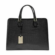 PICARD Damen Tasche Leder Shopper Weimar Schwarz 5549