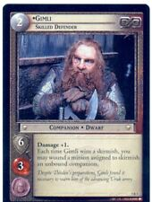 Lord Of The Rings CCG Card BohD 5.R7 Gimli, Skilled Defender