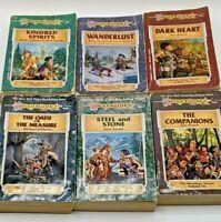 Dragonlance The Meetings Sextet VTG TSR Books 1-6 Complete Kindred Spirits D&D