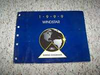 2002 Ford Windstar Electrical Wiring Diagram Manual LX SE SEL ...  Ford Windstar Electrical Wiring Diagram on ford windstar fuse diagram, ford windstar radio power wire, ford windstar radio wiring diagram, ford windstar relay diagram,