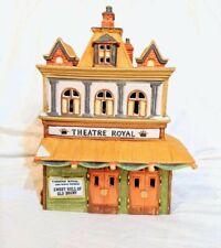 Dept 56 Theatre Royal Dickens Village #55840 Retired 1992