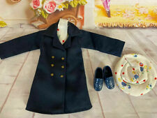 Very Rare Vintage Kenner Dusty Doll Coat,Scarf, Hat & Shoes 1975 Just Unboxed