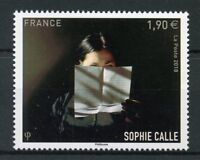 France 2018 MNH Sophie Calle 1v Set Writers Art Photography Stamps