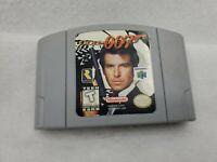 GoldenEye 007 (Nintendo 64, 1997) N64 Authentic N-64 Game Only Golden-Eye