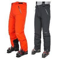 Trespass Mens Ski Trousers Waterproof Breathable Salopettes Ski Pants