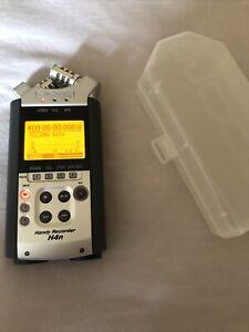 Zoom H4n Handy Recorder Aufnahmegerät