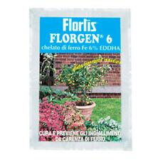 FLORGEN 6 chelato di ferro Fe6% gr.50 RINVERDENTE biologico