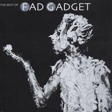 FAD GADGET - THE BEST OF FAD GADGET 2 CD NEU