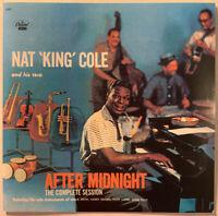 NAT KING COLE AFTER MIDNIGHT CD CAPITOL JAZZ USA 1999 PRESS NEAR MINT