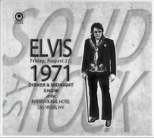 Elvis Presley - Solid As Rock : Elvis 1971  [ 2-CD ]  [ Straight Arrow Records ]