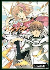 JAPAN CLAMP Tsubasa Reservoir Chronicle art book 2