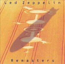 Led Zeppelin Rock Remastered Music CDs and DVDs