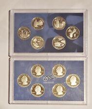 2009-S 6 Coin Clad Territories & DC proof set-No Box/COA