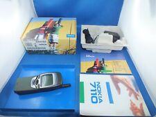 100% Original Nokia 7110 AUTOTELEFON Dunkelgrün D1 D2 OVP Kult Handy SELTEN TOP