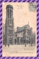 CPA 75 - PARIS - Les Eglises de Paris saint Germain l'auxerrois