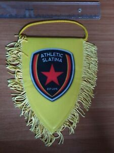 pennant soccer football club FC ATHLETIC Slatina Romania