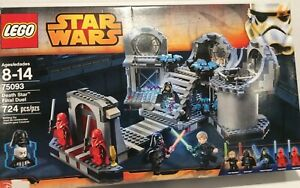 2015 LEGO Star Wars 75093 Death Star Final Duel - NEW! Retired, Sealed!