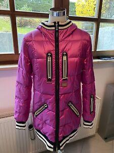 Bogner (Wende)Mantel Größe 40