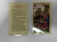 10 Rules for a Happy Husband  Laminated catholic / christian prayer card