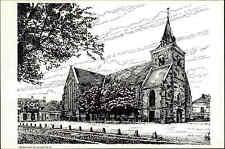 Holland Kirchen Motiv-Postkarte Kerk Kirche Gemeente Maarssen Niederlande