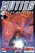 MUTIES: TOY SOLDIERS #2 (2002) MARVEL COMICS