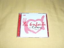 Les Enfoirés – La Compil' (Vol. 3) 2 x CD Compilation (Garou, Goldman,...) 2005