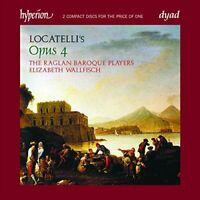 Raglan Baroque Players - Locatelli: Sonatas Opus 4 [CD]