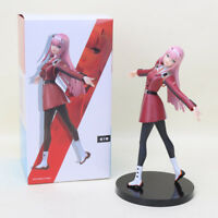 Anime DARLING in the FRANXX Figure Toy Zero Two 02 PVC Action Figure Collection