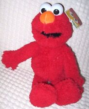 "Sesame Street Playskool Let's Cuddle Elmo Plush-17"" Cuddle Me Elmo Plush-New!"
