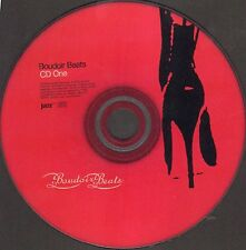 VARIOUS - Boudoir Beats - jazzfm - (Only Side Cd One)
