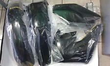 KIT PLASTICHE HONDA CR 125 250 2002 2003 KIT 4 PZ COLORE NERO