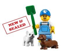 LEGO Collectable Minifigure: 71025 Dog Sitter (Series 19) NEW/SEALED BAG