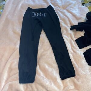 juicy couture tracksuit Bottoms Small
