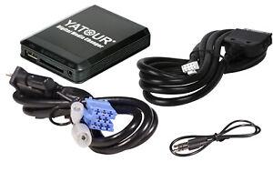 USB SD IPHONE Ipod IPAD Aux MP3 Adapter for Fiat, Alfa Romeo, Lancia, Maserati
