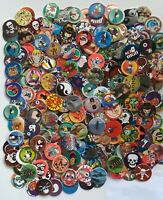 Pacific Milk Caps 8-Way Combination Mix. 600 unique Pogs, six awesome slammers