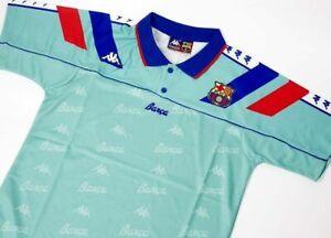 Retro Barcelona Away Kit 1993-94 Football Shirt Soccer Jersey Vintage