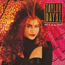 Taylor Dayne - Tell It To My Heart - Deluxe (NEW 2CD)