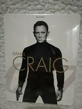 James Bond - Daniel Craig Casino Royale + Quantum of Solace + Skyfall + Spectre