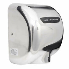 QUALITY HEAVY DUTY HAND DRYER FAST ELECTRIC AUTOMATIC HOT WARM AIR DRIER UK SHIP