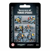 Warhammer 40k Space Wolves Primaris Upgrades NIB