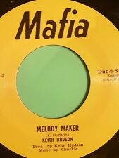 MAFIA MELODY MAKER / POOR PEOPLE KEITH HUDSON  / HORACE ANDY