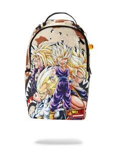 Sprayground backpack DBZ Gohan LIMITED EDITION