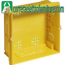 Scatola per centralino quadro elettrico incasso 6 moduli BTICINO F215/6S